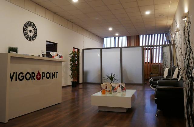 Recepcja Vigor Point-Katowice