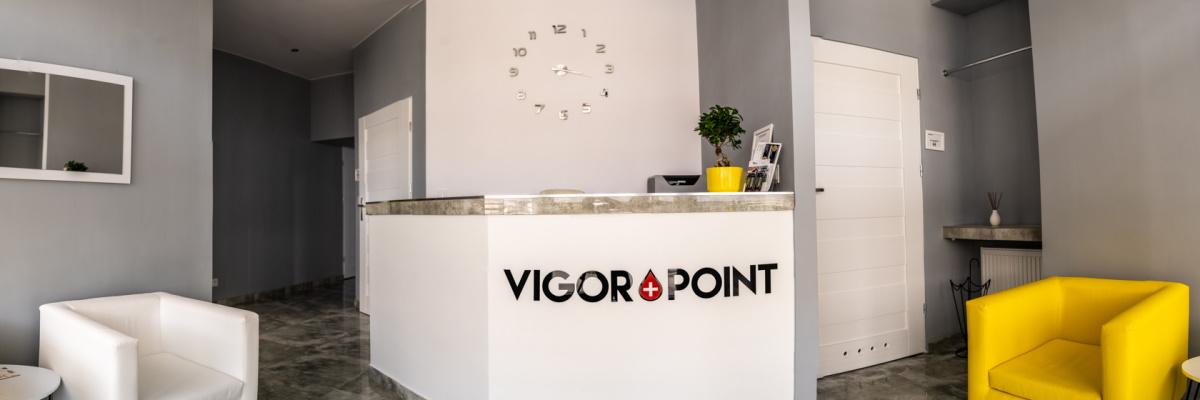 Vigor Point® Tychy - kompleksowe wsparcie dla zdrowia