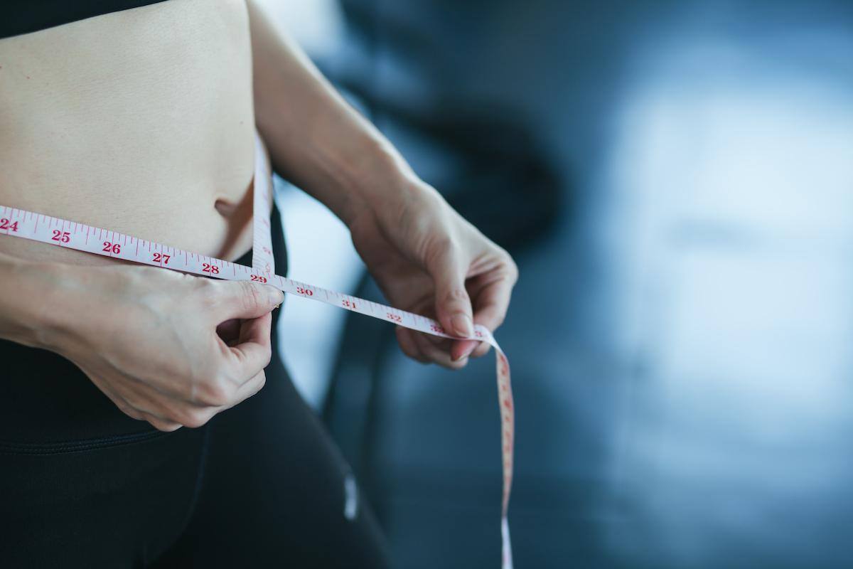 jak utrzymać preferowaną wagę metabolizm
